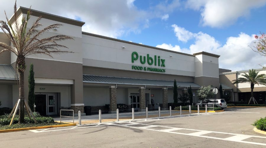 Hawkins-Davie Shopping Center
